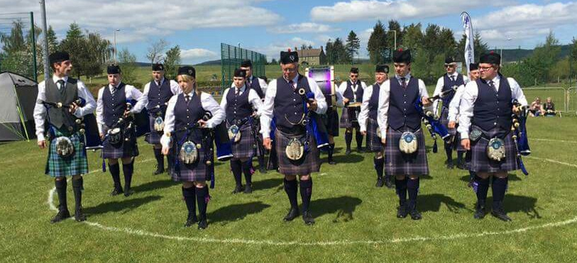 Kirkcaldy & District Pipe Band